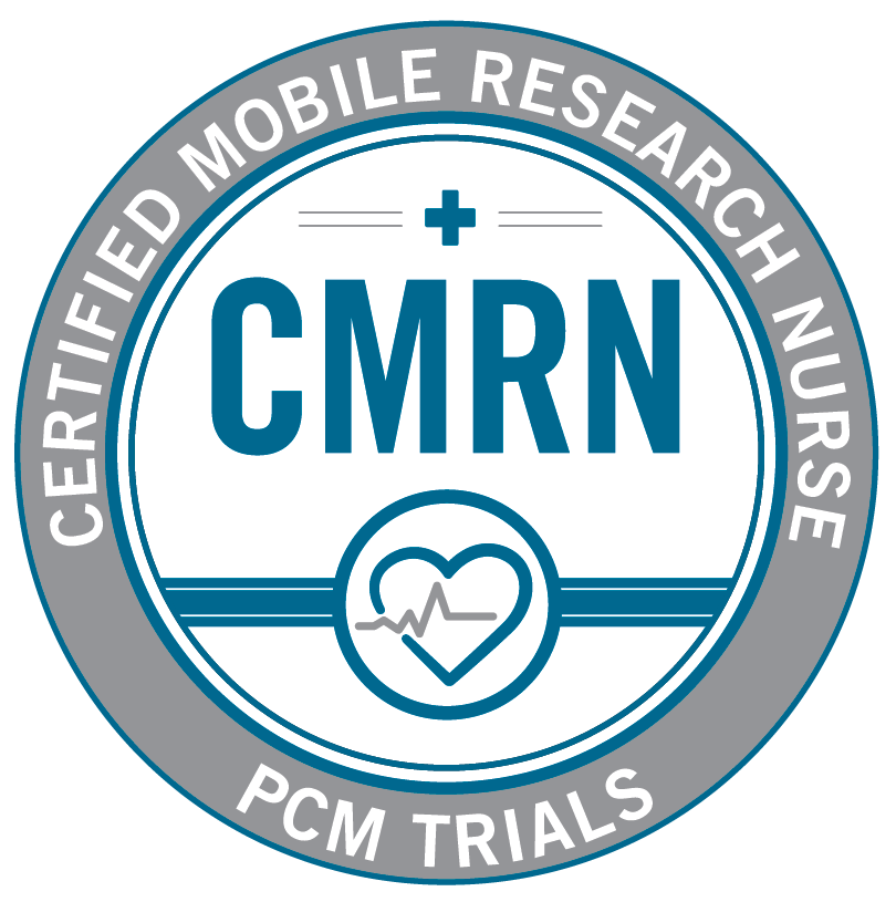 PCM Trials Certified Mobile Research Nurse